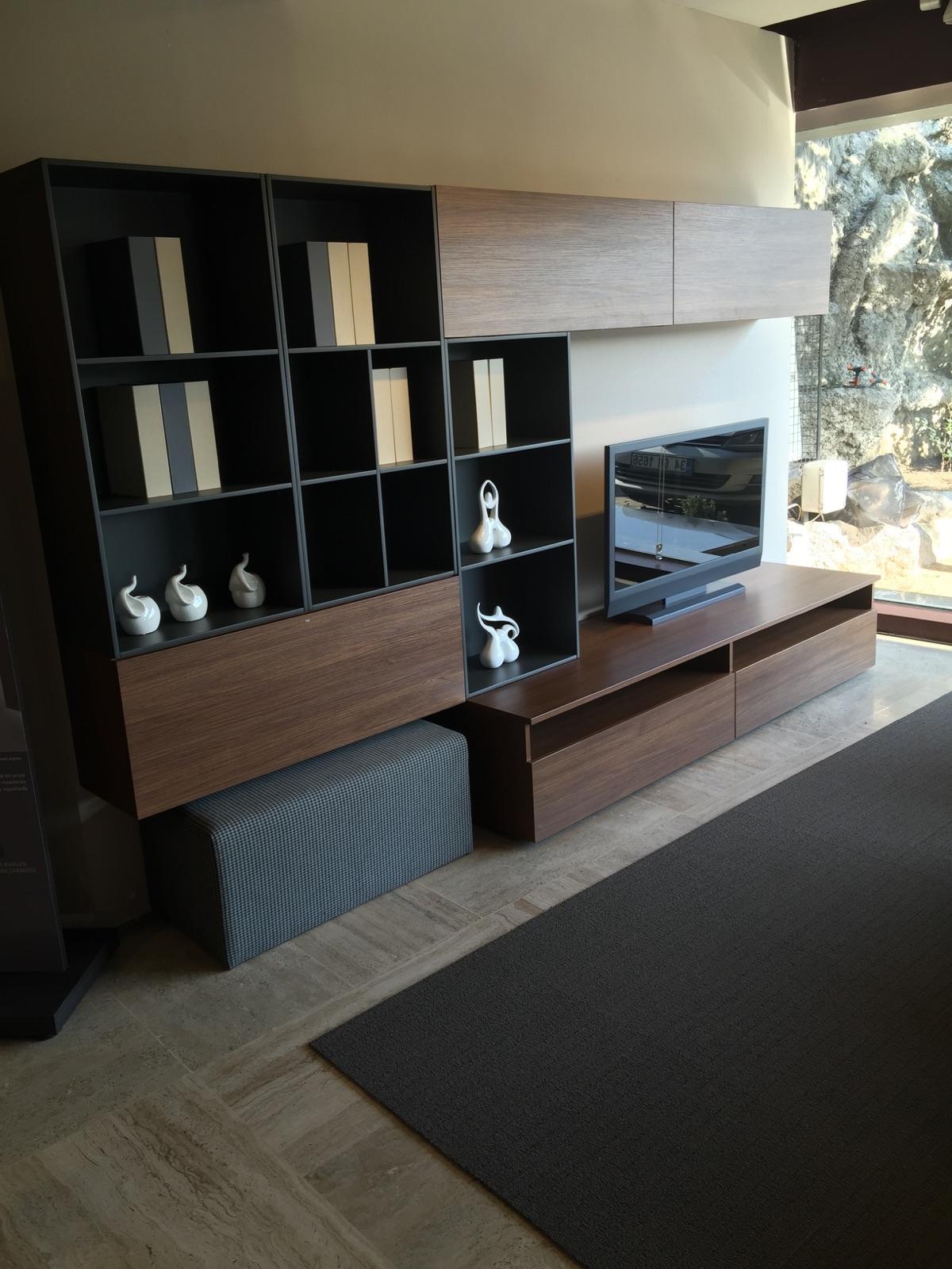 Salon Tv Design Fabulous Designer Unit In Oak Walnut With Salon
